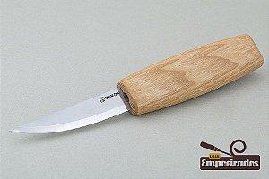 Faca de Trinchar e Entalhar madeira C4M - Beavercraft