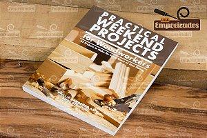 Livro de 35 Projetos de Madeira para o Final de Semana - Practical Weekend Projects