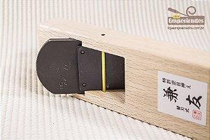 Plaina Japonesa 58mmx260mm c/ lâmina descartável - TopMan