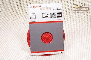 Prato para Lixar Bosch com velcro - 115mm