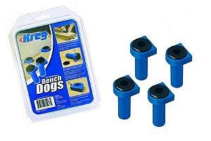 Bench Dogs Kreg - Acessório Limitador para Bancadas com 4 peças - KKS1070