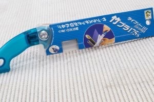 Serrote Japonês Universal Bambu e Plásticos Life 175mm - ZetSaw