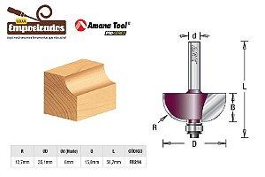 Fresa AGE™ Pro-Series Amana Tool - Côncava com Rolamento Inferior 35,1 x 15,8mm [FR214]