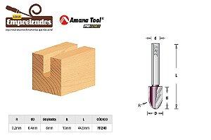 Fresa Meia Cana - Raio 3,2mm AGE™ Pro-Series Amana Tool - [FR240]