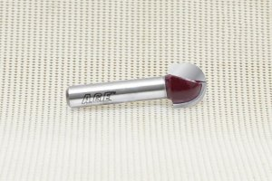Fresa Raio12,7mm  AGE™ Pro-Series Amana Tool - Meia Cana - [FR250]