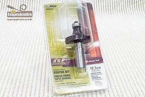 Fresa AGE™ Pro-Series Amana Tool - Arredondar com Rolamento - Raio 12,7mm [FR270]