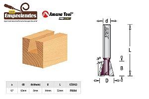 Fresa AGE™ Pro-Series Amana Tool - Rabo de Andorinha 15º [FR284]