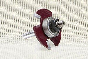 Fresa Canal Debrum - 4mm  AGE™ Pro-Series Amana Tool - [FR326]