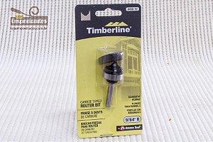 Fresa Porta Almofada Timberline Amana Tool Rolamento Superior #450-12