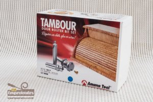 Fresas Amana Tool Tambour - Escrivaninha Xerife [54314]