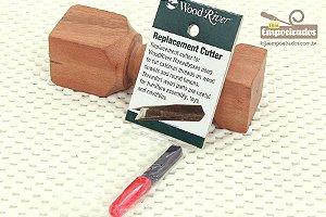 Lâmina de Reposição para Gabarito de Rosca em Madeira Cossinete - WoodRiver