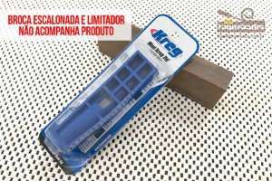 Kreg Jig Mini Pocket Hole Sem Broca