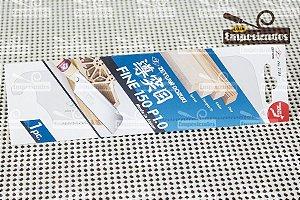 Lâmina de Reposição para Serrote Japonês Dozuki Cross Cut Super Fino 150mm - ZetSaw