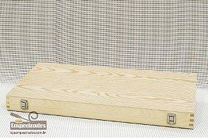 Jogo de Formões e Goivas para Torno com 6 peças - MANROD MR2880