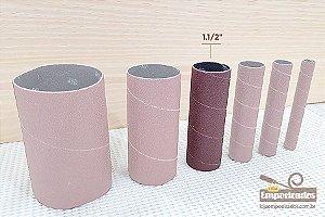 """Lixa Diâmetro 1 1/2"""" N80 para Lixadeira MR-41417/41390"""