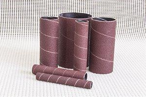 Kit de lixas para lixadeira Manrod Eixo MR-41390 - #80 - 06 unid.