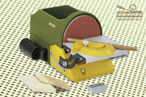 Lixadeira de Disco de Bancada para Madeira Proxxon TG125/E [27060]