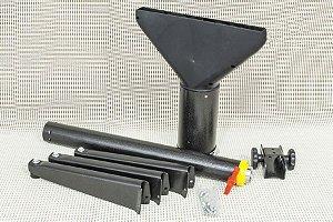 Bocal Coletor de Pó com Altura Ajustável - Manrod MR-2882