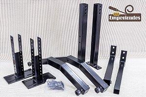 Pedestal Universal para Tornos Manrod MR-1218 e MR-1420
