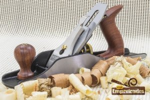 Plaina de Bancada Global Bench Plane nº 3 - Woodriver