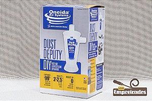 Pré Separador de Ciclone Coletor de Pó para Aspirador - Oneida Air System