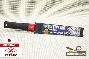 Serrote Japonês Waistern ZetSaw Gesso e PVC - 180mm