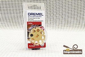 """Disco de Corte para Madeira EZ544 - 1-1/2"""" - Dremel"""