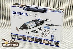Microrretífica Dremel 4000 3/36 - 127V