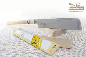 Serrote Japonês Dozuki ZetSaw Rip Cut Super Fino - 240mm