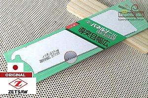 Lâmina de Reposição para Serrote Japonês Dozuki ZetSaw Cross Cut Super Fino Lâmina Larga - 240mm