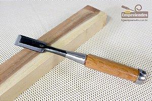 Formão Japonês de Madeira TopMan Chisel - 21mm
