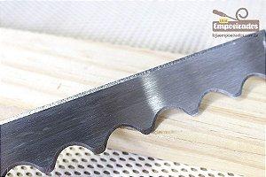 Lâmina de Reposição para Faca Japonesa Kanzawa para Corte em Espuma, Borracha, Plástico Bolha e Isopor - K-470