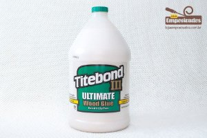 Cola para Madeira Titebond III Ultimate Wood Glue - Galão - 4,1kg