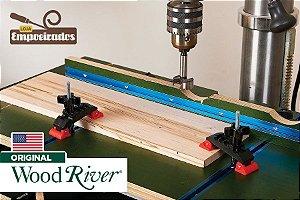 Grampo Trilho T-Track - 2unid. - Woodriver