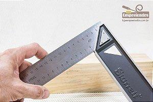 Esquadro de Carpinteiro Starrett - 250mm