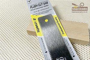 Serrote Japonês Flush TopMan Flexível Duplo Dente - 150mm