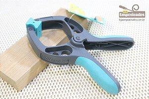 Grampo de Plástico com mola - Wolfcraft [FZ40]