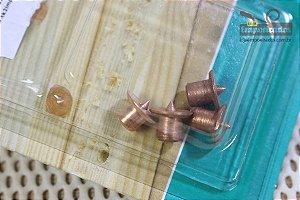 Marcadores para Cavilhar de 6mm - 4 peças 2911 - Wolfcraft