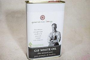 Óleo - GIF White Oil