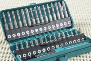 Bits Ponta de Segurança com 31 peças | 138600 - Wolfcraft