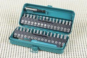 Bits Standard com 32 peças | 138800 – Wolfcraft