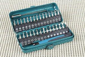 Bits Micro para Reparos Precisos com 32 peças | 138900 - Wolfcraft