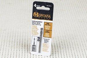 Reposição de Broca para Madeira 7/64pol - MB-65741 - Montana