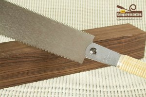 Serrote Japonês Ryoba 240mm - X-Saw