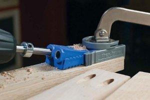 Kreg Jig R3 - Gabarito de Furação Pocket Hole Jig