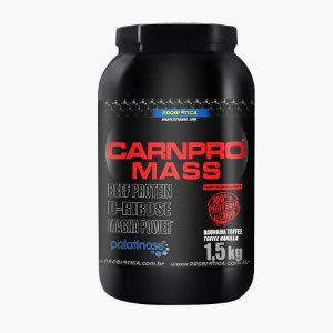 CarnPro Mass (1,5 kg) - Probiótica (VENC:01/2018)