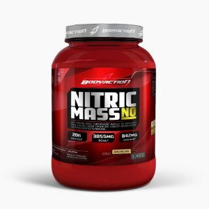 Nitric Mass NO (1400g) - BodyAction