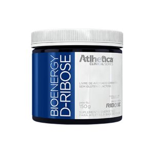 Bioenergy D-Ribose (150G) - Atlhetica Clinical Series