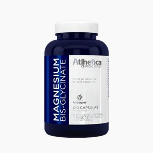 Magnesium Bis-Glycinate (120 caps) - Atlhetica Clinical Series