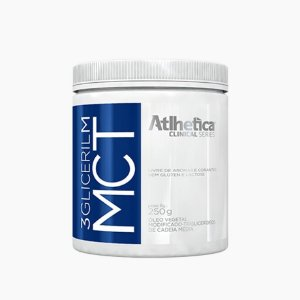 MCT 3 Gliceril M (250g) - Atlhetica Clinical Series VENC (15/09/19)